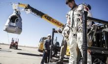 Felix Baumgartner's Record-Setting Jump Live