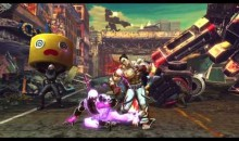 Street Fighter X Tekken (PS Vita) New York Comic-Con Trailer