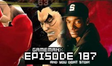 GameManx Podcast Ep: 187 – And You Don't Stop!