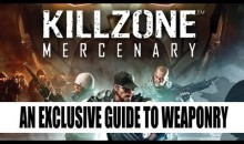 Killzone Mercenary Vita Weaponry Video