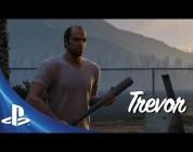 GTA V Trailers : Trevor, Franklin, Michael