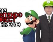 NIntendo Direct E3 2013 Presentation Thread
