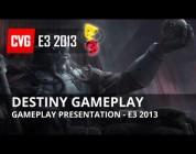 Destiny Gameplay – E3 2013