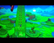 Sonic Lost Worlds – Windy Hill Zone 1 – E3 2013