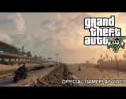 Gran Theft Auto 5 (GTA V) – Gameplay Video