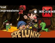 Spelunky – PC Version First Impressions