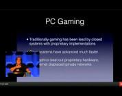 Gabe Newell Keynote LinuxCom