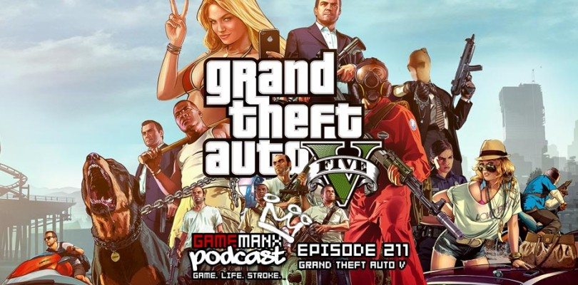 grand theft auto V podcast