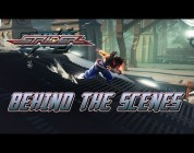 Strider – Behind the Scenes