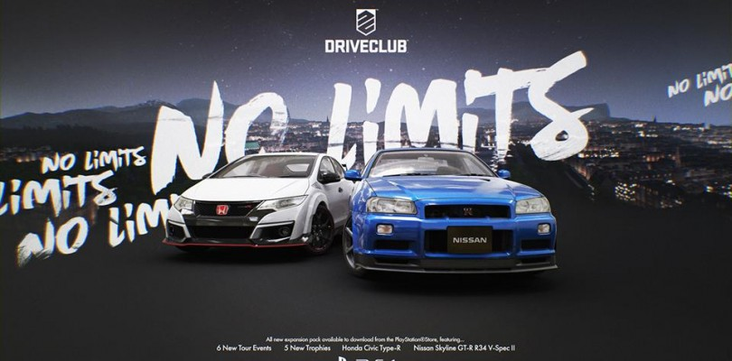 """Driveclub Updated: Will get """"No Limits"""" Expansion Featuring City Tracks"""