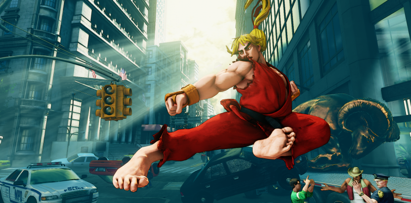 Street Fighter V Character Story Costumes Revealed