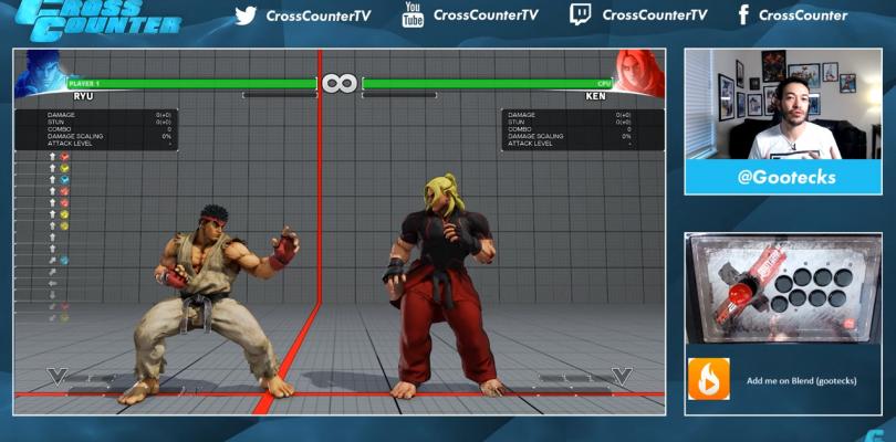 Street Fighter V 101: Basics with Gootecks