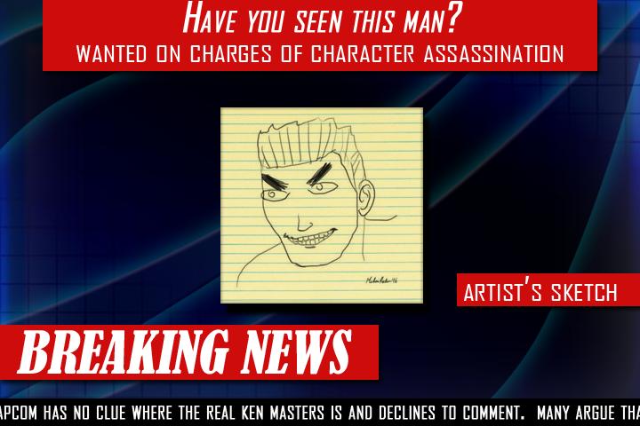 ken-brekaing news
