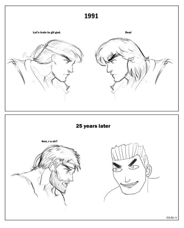 ken sketch