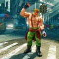 Alex Street Fighter V Screenshots