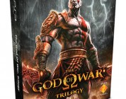God of War Trilogy Announced for Europe