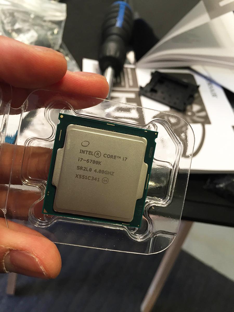 i7 6700 Processor